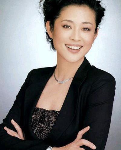 著名节目主持人倪萍
