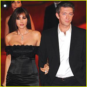 莫尼卡-贝鲁奇与老公