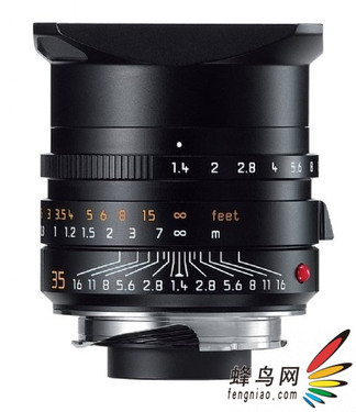 徕卡公布新款35mm f1.4镜头之详细资料