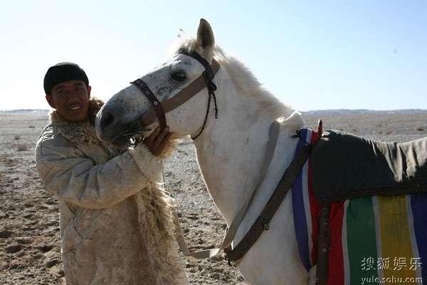 《西风烈》主创对拍摄用马关爱有加