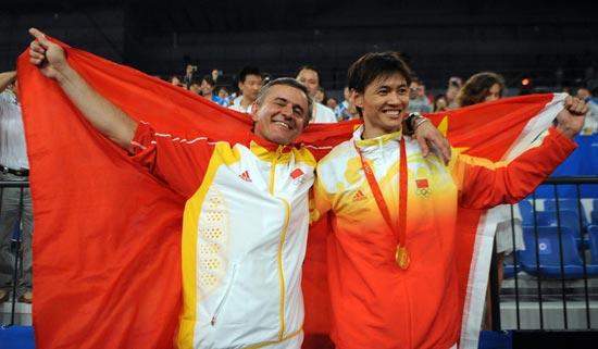 鲍埃尔率仲满2008奥运会夺冠