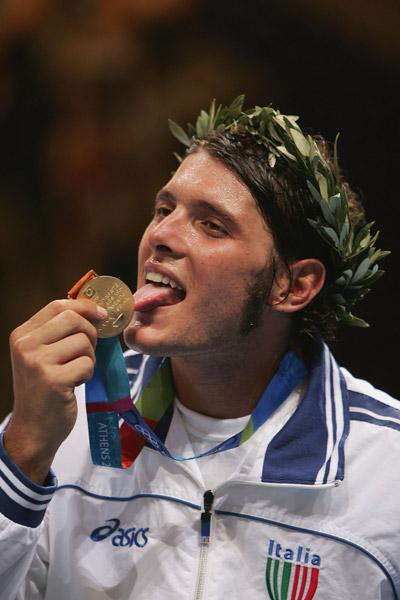 2004雅典奥运蒙塔诺摘金