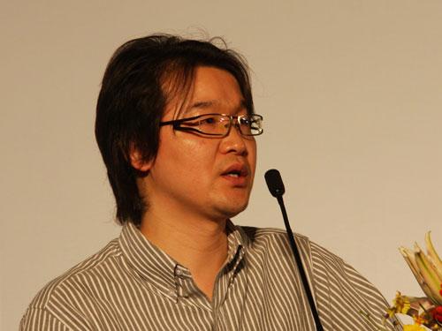 DCCI互联网数据中心主任胡延平