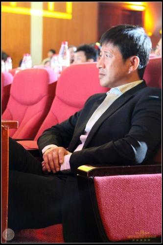 张国强出席首映礼