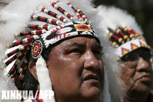 印第安人恨美国人_美国老太维权14年 为印第安人赢回34亿美元(图)-搜狐新闻