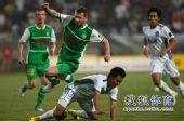 图文:[中超]天津0-0北京 马季奇突破未果