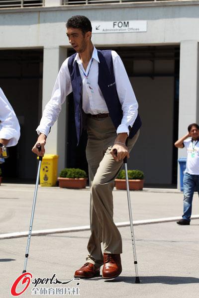 世界第一高人现场助阵