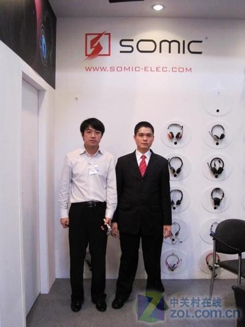 新E95发布! 硕美科台北电脑展展前专访