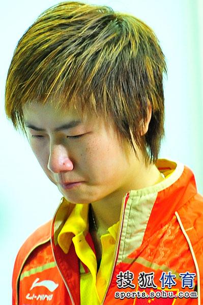 中国女队九连冠梦碎