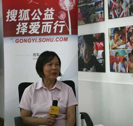 嘉宾:北师大社会发展与公共政策研究所 尚晓援 教授