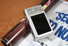 25mm广角12X光变 松下便携长焦机ZS5到货
