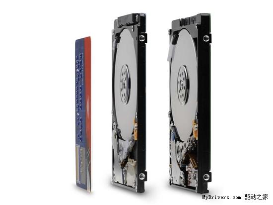 日立发布7mm厚度笔记本硬盘Travelstar Z