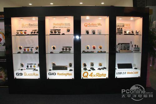 Computex2010 双飞燕 A4tech