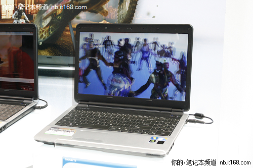 COMPUTEX2010:技嘉推出最新3D笔记本