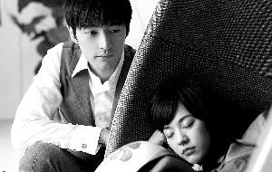 胡歌新剧与陈意涵搭档。