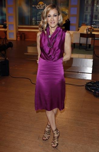 欲女来袭之红毯秀:萨拉-杰西卡-帕克-参加活动