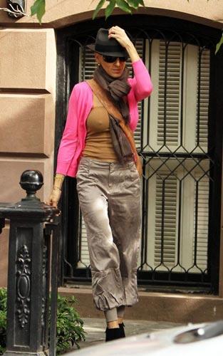 欲女来袭之私服秀:萨拉-杰西卡-帕克-4