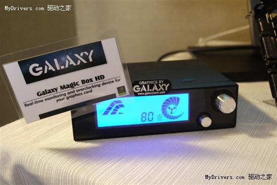 影驰再造另类显卡:GTX 470、GT 240二合一