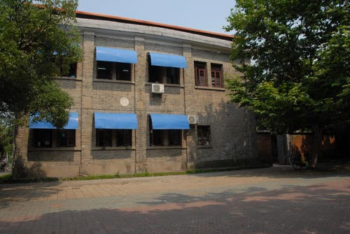 樟树中学部分复读班教室