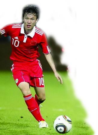 国家队小将表现出色 邓卓翔:没想到球还真进了