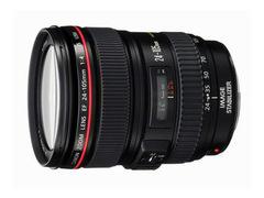 红圈防抖变焦头 佳能24-105mmF4超值价