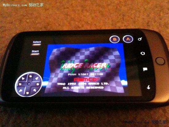 PS模拟器即将登录Android手机平台