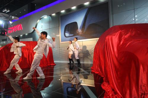 2009重庆车展现场图片-- 1