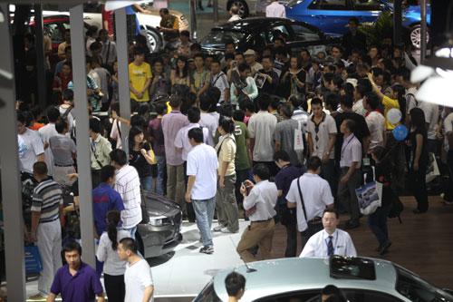 2009重庆车展现场图片-- 2