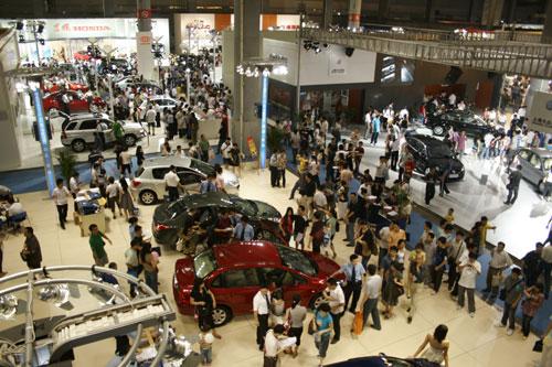 2009重庆车展现场图片-- 5