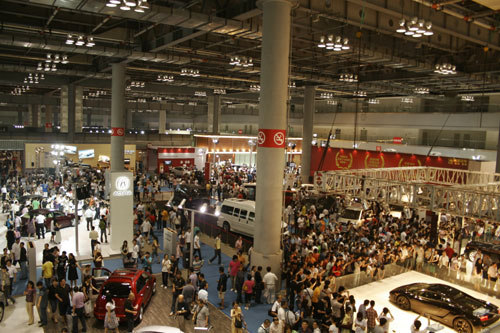 2009重庆车展现场图片-- 9