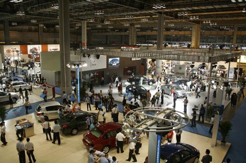 2009重庆车展现场图片-- 11