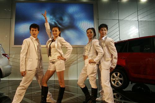 2009重庆车展现场图片-- 12