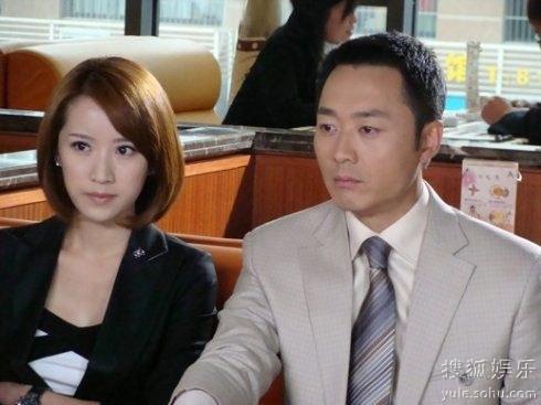 图:电视连续剧《别对我说谎》精彩剧照―― 34