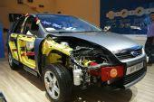 2009重庆车展参展车型-- 福特 福克斯