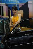 2009重庆车展现场模特-- 2