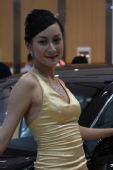 2009重庆车展现场模特-- 10