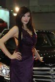 2009重庆车展现场模特-- 11