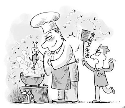 食品小作坊生产隐患重重(图)