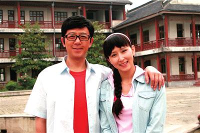 郭涛、胡静在片中扮演一对夫妻