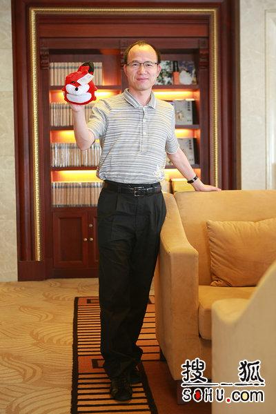 搜狐公司礼聘上海复星高科技(集团)有限公司董事长郭广昌为搜狐企业家论坛2010轮值主席