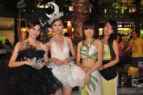 左起:白立言、利宝珠、黄鑫