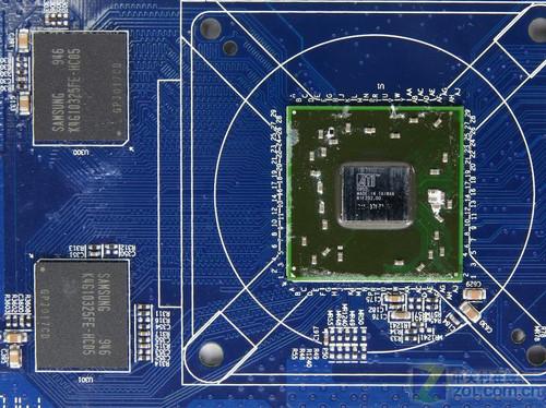 比节能灯省电 最短GDDR5高清显卡面世