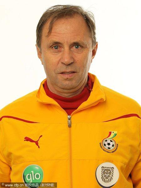 主教练:拉杰瓦奇