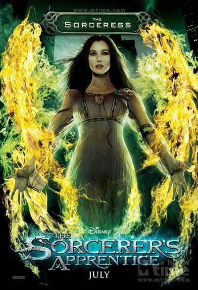人杰瑞-布鲁克海默监制的迪士尼奇幻新片《巫师学徒》今日发布了终...