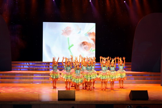 儿童舞蹈欢乐童年_全国青少年文艺交流展演活动在京举行-搜狐音乐