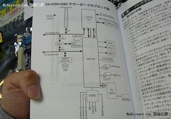 技嘉USB 3.0 Mini-ITX迷你主板零售上市
