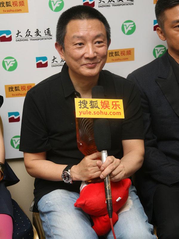 ... 专访张黎:演员是孩子 导演就是接生婆-搜狐娱乐