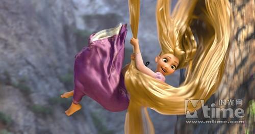公主的头发是利器