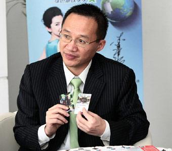 深圳发展银行信用卡中心总裁彭小军简历