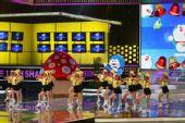 图:白玉兰颁奖晚会 动画歌舞机器猫
